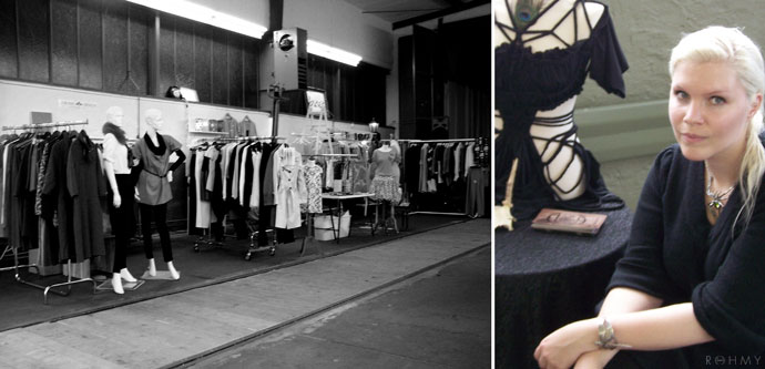 Fashion: ROHMY / Impressionen FashionCity East/ www.allaboutrohmy.com