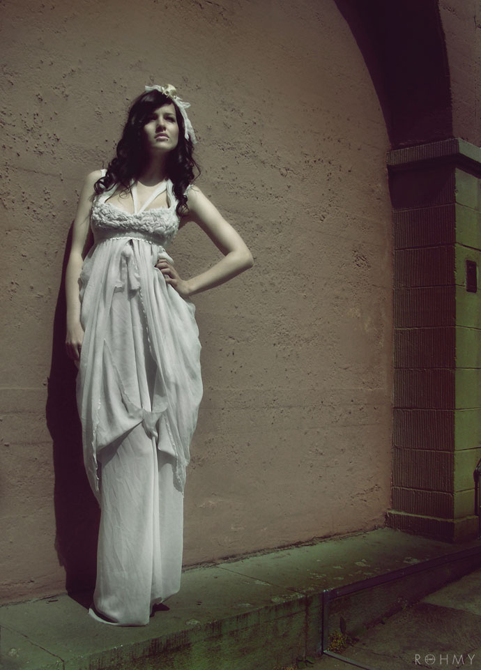 "Dress ""Leda"" by www.ROHMY.net / Model: Mrs Gravedigger"