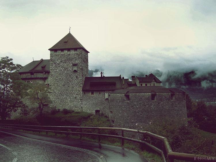 Fürstentum Liechtenstein / Vaduz / Fotos: Rohmy