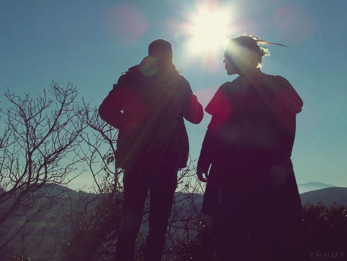 Video Shoot Behind The Scenes / ROHMY & Blackfoil