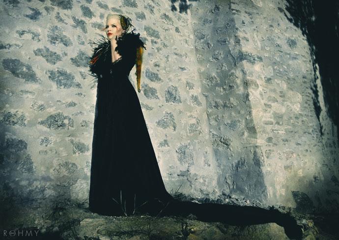 Myriam von Rohmy by Paolo Romanucci / Blackfoil