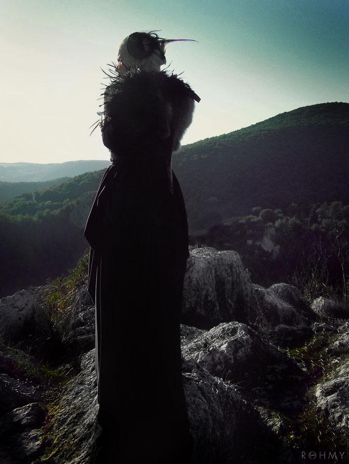 Myriam von Rohmy by Paolo Romanucci
