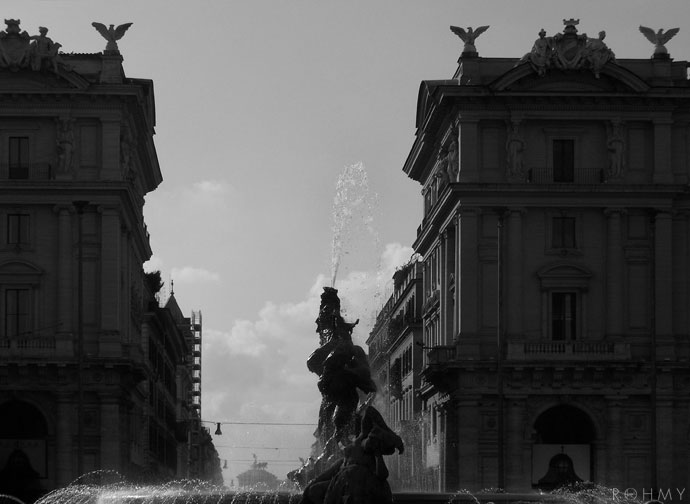Rome / Photo by Rohmy