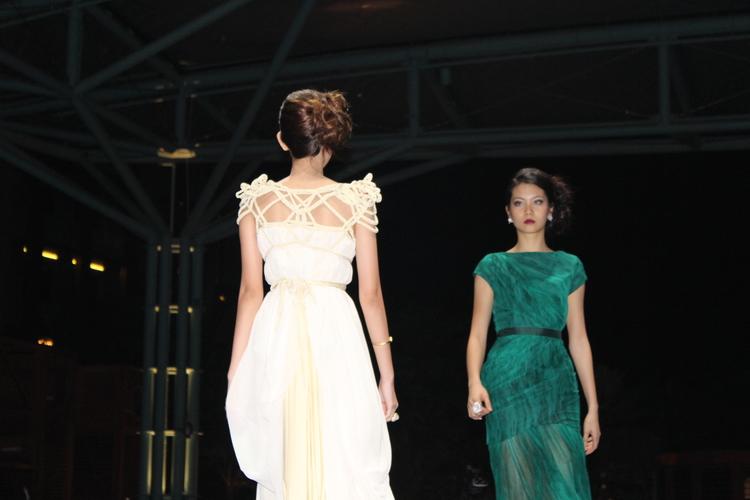 ROHMY / Elite Model Look SG 2012 Runway Pics